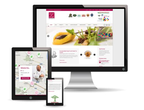 cheftochef | nuovo sito web