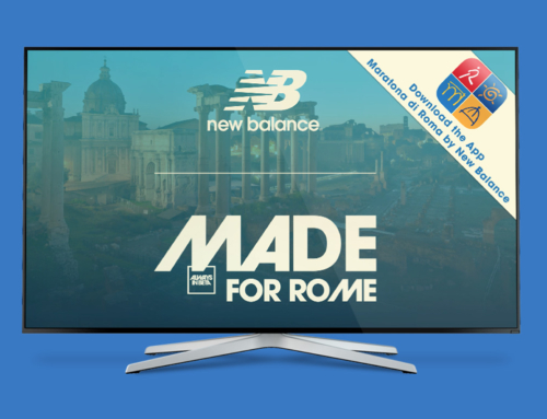 New Balance | made for Rome
